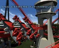 X-Flight - Six Flags Great America