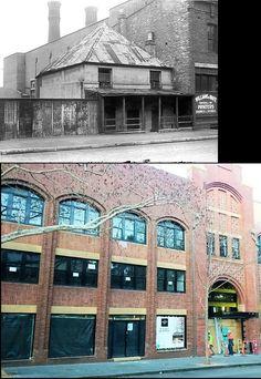 96 Harris Street, Pyrmont 1922 > 2016. [City of Sydney Archives > Pyrmonstrosity Pyrmontosis. By Pyrmonstrosity Pyrmontosis]
