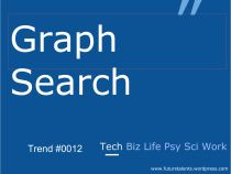 Trends Cards : Graph Search #GraphSearch #Recruitment #Facebook #Trends