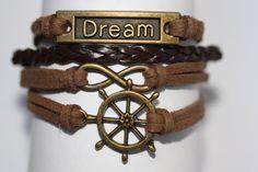 BIND Dream Bracelet Ship's Wheel Bracelet by ilovecheesygrits