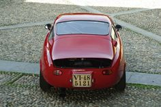 1963 Fiat Abarth 1000 Coupe Bialbero