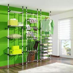 System do zabudowy garderoby, Ruco