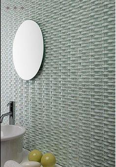 Mineral Tiles Wave Gl Tile White 20 95 Http Www