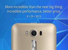 Asus ZenFone Selfie set to launch in PH on Aug 29