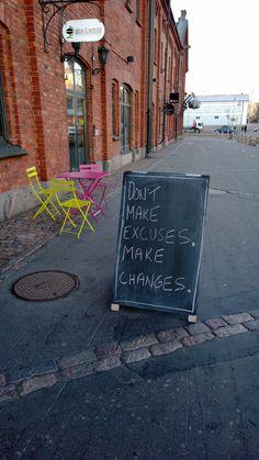 Motivaationaalinen! (Helsinki/Katajanokka)
