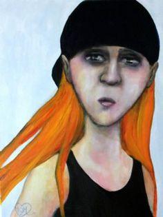 Kunstneren Hanne Feldt   - MyArtSpace - Online galleri, Se de flotte gallerier