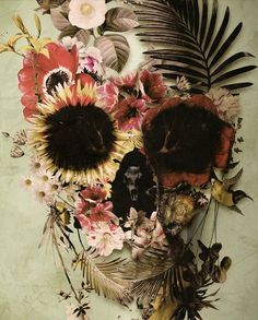 floral scull