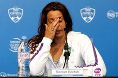 Marion Bartoli retires from tennis