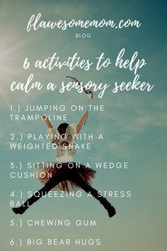 What is a Sensory Seeker? - Things we have done at home, that you might find helpful if you're dealing with a sensory seeker yourself. Wedge Cushion, Chewing Gum, Stress, Mom, Psychological Stress, Mothers, Bubble Gum, Gumball