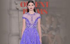 Georges Hobeika's Fall-Winter 2017-2018 show at the Paris haute couture fashion week was a dazzling evocation of Andalusia. Hobeika's sumptuous designs were reminiscent of the vibrant patterns of the Alcazabas, of the geometric tesserae of the azulejos mosaics and of the majestic architecture of Granada, Cordoba or Sevilla. From the flamboyant capes to the mermaid-shaped dresses, to the curvy shapes of botanical elements embellishing graceful boleros, everything exuded a sensuality worthy of…