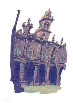 https://flic.kr/p/z2XXBS | Claustro do Monasterio | En Celanova (ourense) Galicia, Spain Carlos Castro ©2015