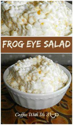 Frog Eye Salad- stra