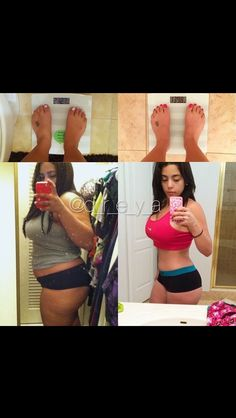 Wow just amazing.. Fallow this girl on Instagram for great tips on losing weight @d_r_e_y_a