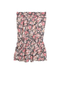 Wanted to order this super cute romper from Delia's but it's out of stock :(