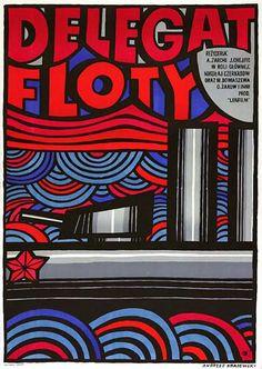 Polish Movie Poster 1967