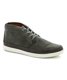 Gray Desert Sneaker