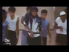 "Video inédito de Michael Jackson durante ensayos para el video ""Thriller"""