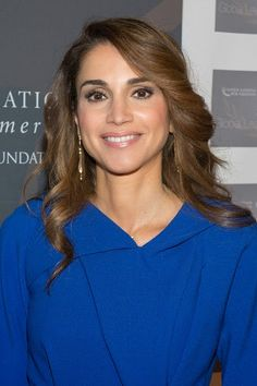 Queen Rania of Jordan attends the 2014 Global Leadership Dinner on 22.10.2014 in New York City.