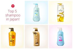 Best 5 selling shampoo in Japan #Japan #Takaski #MadeInJapan