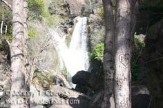 Salmon Creek Falls - Los Padres National Forest, Cambria CA