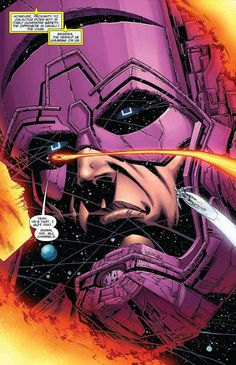 Galactus screenshots, images and pictures - Comic Vine
