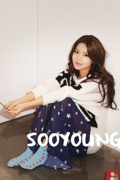 Choi Sooyoung - 2012 Girls' Generation Diary App