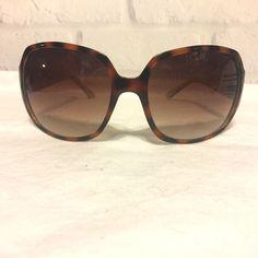 352268e016a Vintage Liz Claiborne Sunglasses 81527 Tortoise Brown Shades for sale  online