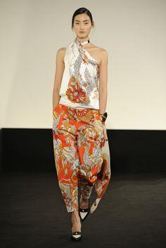 Hermès RTW Spring 2013 - Paris Fashion week