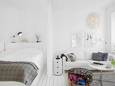 A Stylish and Inspiring Studio Apartment AtNo67 Concept Store