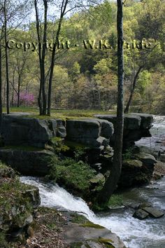 Valley Falls State Park, Marion & Taylor County in West Virginia