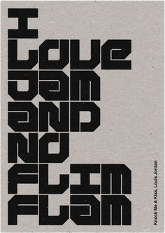 DesignPractice™ / JAM / Printed Matter / 2016
