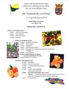 Festival de la China 2014 @ Las Marías #sondeaquipr #festivaldelachina #lasmarias
