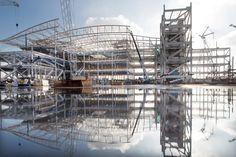 Terminal 2A Heathrow / Luis Vidal + Architects