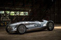 WOW wie cool ist das denn. Ein E-Retro-Roadster mit unbedingt haben will Faktor.