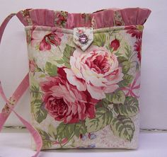 ROMANTIC COTTAGE MINI TOTE | Southern Stitches | Flickr