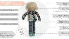 dee*construction: Dolls
