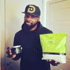 Here is another awesome story! Even Johnathan Haggerty former NFL wide receiver for the Cleveland Browns and Chicago Bears shares his LOVE for our It Works! products! Here's what he had to say! As a PRO athlete and Certified personal trainer I can say these products are approved by me. Hey what can I say? They Work! Greens and PROfit protein. If you have any questions ask away. Greatness. It Works Global does not pay celebrities to endorse our products. If they are sharing them it's because
