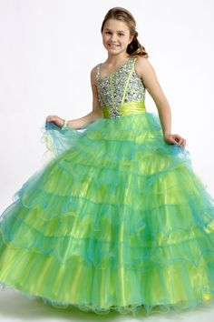 long dresses for kids - Google Search
