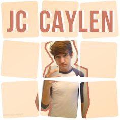 Here's the thing; I'm obsessed with JC Caylen. Nbd.