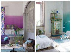 Usar las paredes como un lienzo en blanco | Noveno Ce