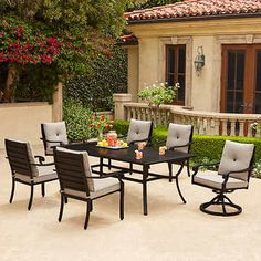 Member S Mark Agio Collection Heritage Balcony Dining Set