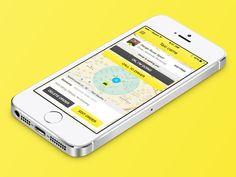 Taxi App by Pavel Karpov