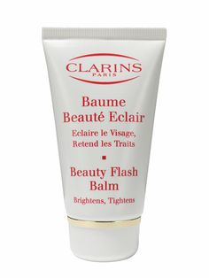 Clarins Baume Beauté Éclair -- a fashion-show staple for sleep-starved models and frazzled behind-the-scenes types -- refreshes and brightens in seconds.