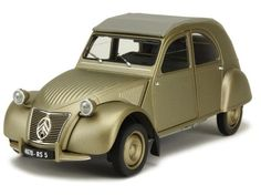 Norev - Schaal 1/18 - Citroën 2CV A 1950 - Grijsbruin  1/18 Schaal Citroen 2CV A 1950 Kleur: Grijsbruin.Wordt geleverd in nieuwstaat in de originele verpakking.Het afneembare dakje wordt meegeleverd.Fabrikant: NorevAl onze producten worden zorgvuldig verpakt en verzonden met traceer informatie.  EUR 32.00  Meer informatie