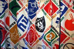 NFL Arizona Cardinals Bedroom Curtain