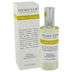 Demeter by Demeter Golden Delicious Cologne Spray 4 oz for Women