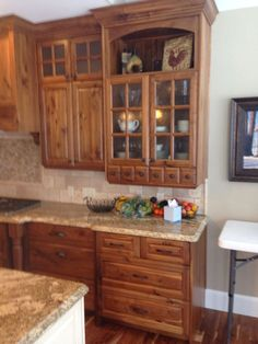 rustic hickory kitchen cabinets on pinterest rustic walnut kitchen cabinets