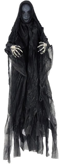 Get gorgeous with Faceless Ghost 72 Inch. Breathtaking array of Spooky & Horror Lawn Decorations for Halloween at CostumePub. Ghost Decoration, Scary Decorations, Spooky Decor, Halloween Decorations, Outdoor Decorations, Halloween Costume Props, Theme Halloween, Halloween Diy, Halloween Haunted Houses