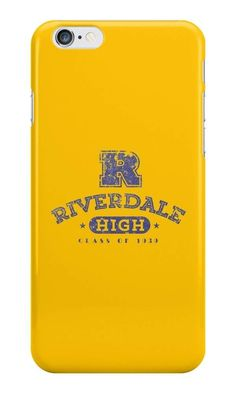 Fan of the hit Netflix series, Riverdale? You'll love this Riverdale High, Class of 1939 phone case, available for iPhone, iPod & Samsung models. Iphone 5c, Funda Iphone 6s, Diy Iphone Case, Capas Iphone 6, Floral Iphone Case, Marble Iphone Case, Coque Iphone 6, Iphone Phone Cases, Phone Covers