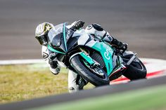 News Energica introduces spec bike for 2019 series MotoGP introduces the FIM Enel MotoE World Cup in Five races will be held in Europe, all aboard race-spec Energica machines unveiled today in Rome. E Electric, Formula E, Combustion Engine, Motorcycle Design, World Cup, Race Cars, Product Launch, Racing, Italy